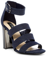 Jones New York Jesse Block Heel Sandal