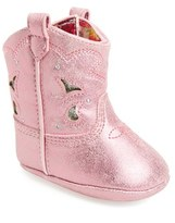 Jessica Simpson Infant Girl's 'Sammi' Crib Shoe