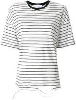 IRO striped short-sleeve T-shirt