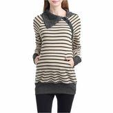 Asstd National Brand Mika Long Sleeve Pullover Sweater