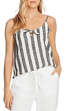 Vince Camuto Sleeveless Striped Top