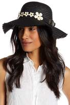 Collection XIIX Frayed Floppy Hat