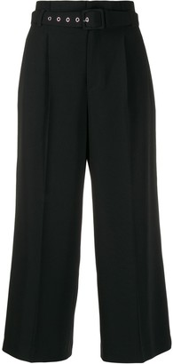 RED Valentino Tailored Cropped Trousers