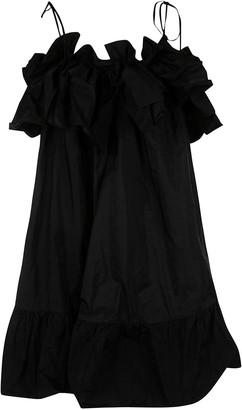 MSGM Short Ruffled Dress