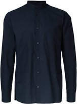 Factotum plain shirt - men - Cotton - 44