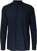 Factotum plain shirt - men - Cotton - 44