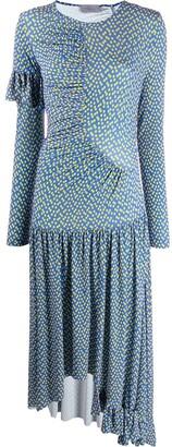 Preen by Thornton Bregazzi Ashley long dress