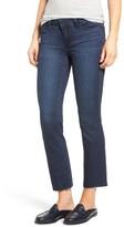 Paige Women's Transcend - Miki Ankle Straight Leg Jeans