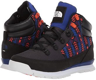 The North Face '92 Rage Back-to-Berkeley (TNF Black/Aztec Blue 1992 Rage Print) Women's Shoes