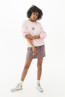 Urban Outfitters Colorado Springs Dark Grey Crew Neck Sweatshirt - Grey XS at