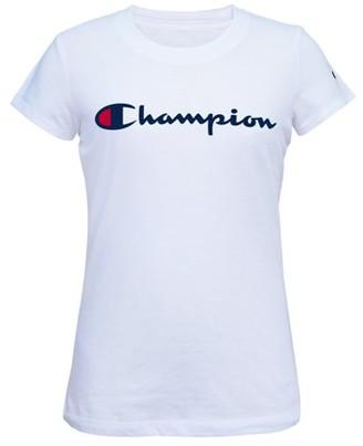 Champion Girls Classic Logo Graphic Active Graphic T-Shirt, Sizes 7-16