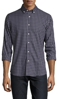 Slate & Stone Checkered Button-Down Collar Sportshirt