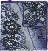 Ungaro printed scarf - women - Silk - One Size