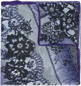 Ungaro printed scarf