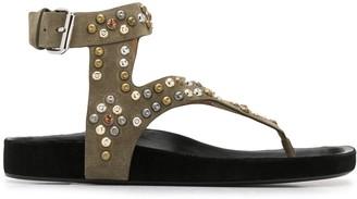 Isabel Marant Elwina thong sandals