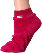 Hunter Ankle Boot Sock Fitted