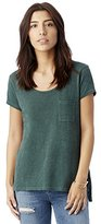 Alternative Women's Washed Slub Favorite T-Shirt