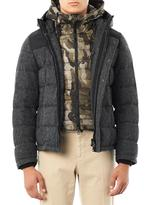 Moncler Guyenne quilted coat