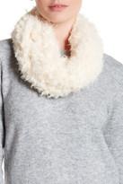 David & Young Cozy Plush Faux Fur Infinity Scarf