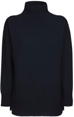 Max Mara 'S Cashmere Knit Turtleneck Sweater