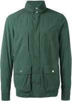 Kired - winder breaker jacket - men - Nylon/Spandex/Elastane - 48