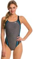 Speedo Heather Quantum Splice One Piece Swimsuit 8138541