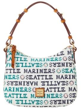 Dooney & Bourke Seattle Mariners Small Kiley Hobo Bag