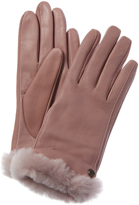 UGG Classic Leather Tech Gloves