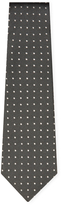 Bottega Veneta Men's Silk Embroidered Tie