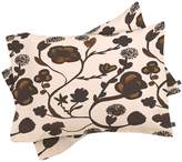 Deny Designs Floral II Pillowcases (Set of 2)