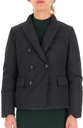 Comme des Garcons Double Breasted Padded Blazer