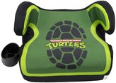 Kids Embrace Fun-Ride Backless Booster - Teenage Mutant Ninja Turtles
