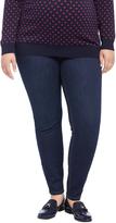 Motherhood Jessica Simpson Plus Size Secret Fit Belly Jegging Maternity Jeans