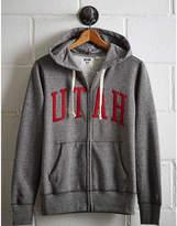 Tailgate Men's Utah Zip-Up Hoodie