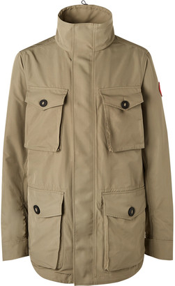Canada Goose Stanhope Shell Jacket - Men - Green