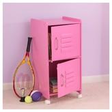 Kid Kraft ; Locker Bookshelf - Pink