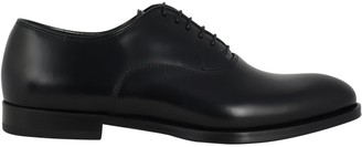 Doucal's Doucals Oxford Leather Laced Shoe