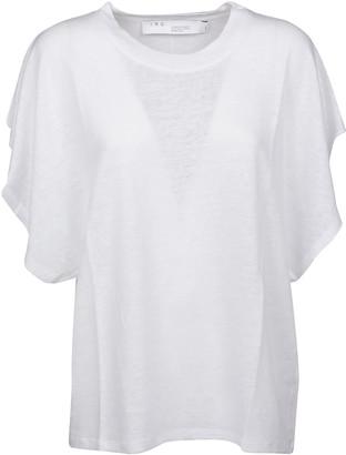 IRO Ruffled T-shirt