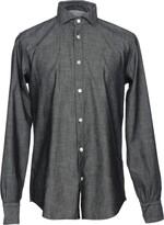 Eleventy Denim shirts