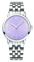 88 Rue du Rhone Women's Stainless Steel Diamond Watch.