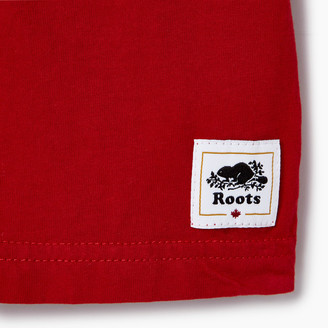 Roots Baby Cooper Canada Ringer T-shirt