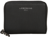 Liebeskind Berlin Conny H7 Leather Colourblock Wallet, Oil Black