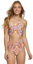 Somedays Lovin Sun Drenched Asymmetrical One Piece Swimsuit 8164939