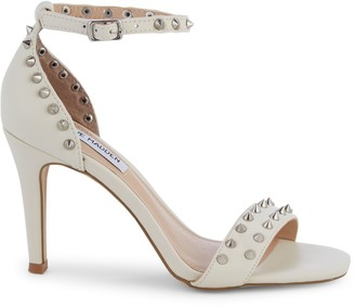 Steve Madden Lavali Studded Leather Cutout Sandals