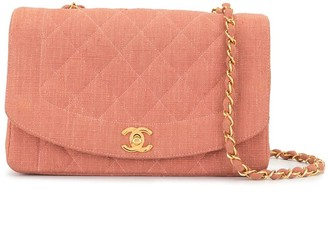 Chanel Pre Owned 1992 Diana 25 shoulder bag