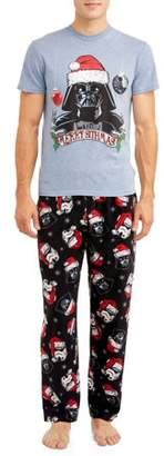 Star Wars Men's Merry Sithmas Vader Pajama Set