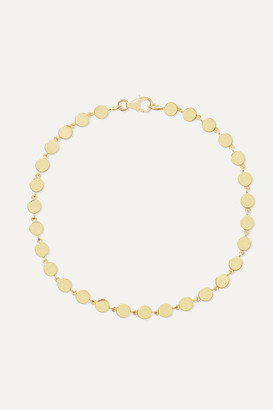 Jennifer Meyer Mini Circle 18-karat Gold Bracelet