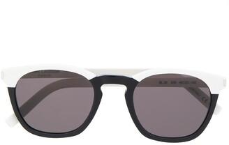 Saint Laurent Eyewear Square-Shaped Sunglasses