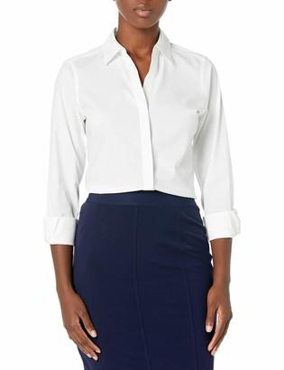Foxcroft Women's Kylie Stretch Non-Iron Shirt