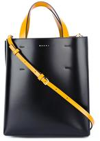 Marni small 'Museo' tote - women - Calf Leather - One Size